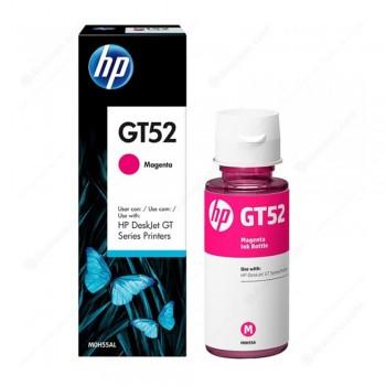 HP Deskjet GT52 All-In-One Magenta Ink Bottles