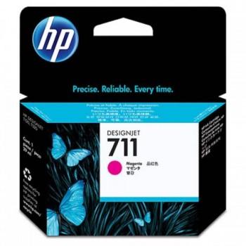 HP 711 29-ml Magenta Ink Cartridge (CZ131A)