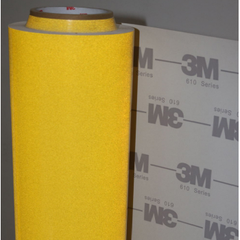 3M-610Y (48inch X 50yard) Reflective Sticker (YELLOW)