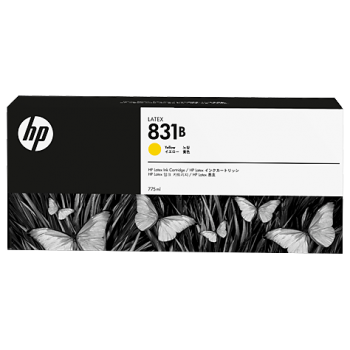 HP 831B 775-ml Yellow Latex Ink Cartridge (CZ691A)