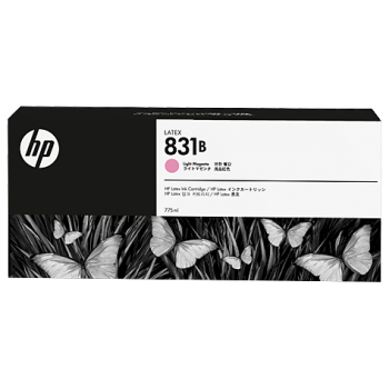 HP 831B 775-ml Light Magenta Latex Ink Cartridge (CZ693A)