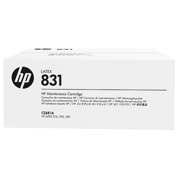 HP 831 Latex Maintenance Cartridge (CZ681A)