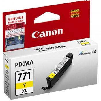 Canon CLI-771 XL Yellow Dye Ink Tank (10.8ml)
