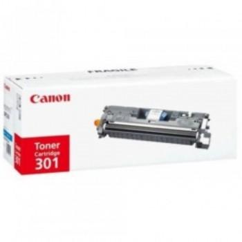 Canon Cartridge 301 Cyan Toner Cartridge