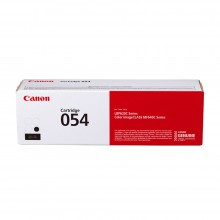 Canon 054 Black Toner Cartridge 1.5k