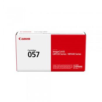 Canon 057 Toner Cartridge - Black, 3.1k
