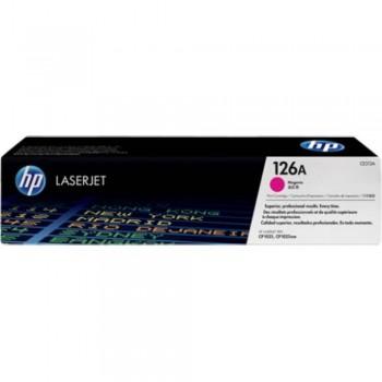 HP 126A Magenta LaserJet Toner Cartridge (CE313A)