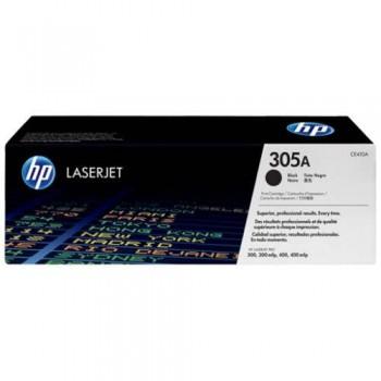 HP 305A Black LaserJet Toner Cartridge (CE410A) [676107]