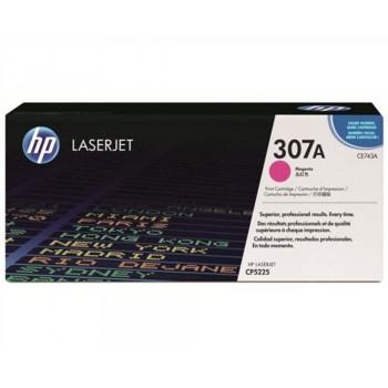HP 307A Magenta LaserJet Toner Cartridge (CE743A)