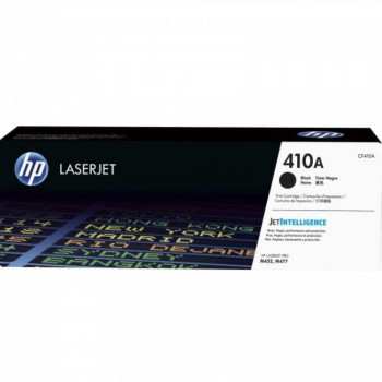 HP 410A Black LaserJet Toner Cartridge (CF410A)
