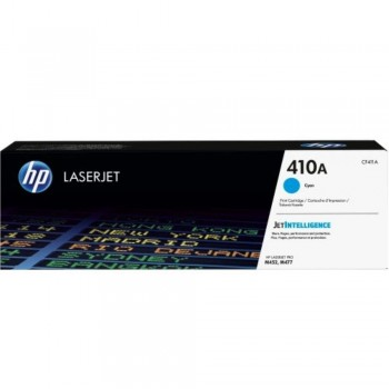 HP 410A Cyan LaserJet Toner Cartridge (CF411A)