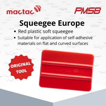 MACTAC Squeegee Europe