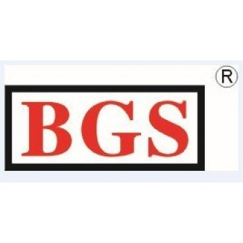 BGS-0028B(2002) 1.27X30M BGS VINYL STICKER MATTE (BLACK PERMENANT GLUE)