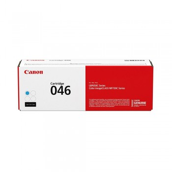 Canon Cartridge 046 Cyan Toner 2.3k