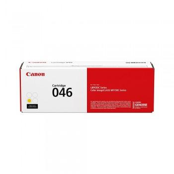 Canon Cartridge 046 Yellow Toner 2.3k