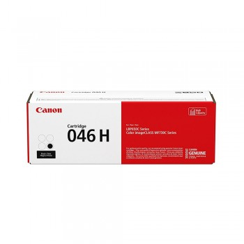 Canon Cartridge 046H Black High Cap 6.3k
