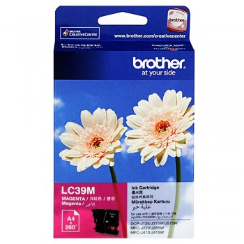 Brother LC-39 Magenta Ink Cartridge