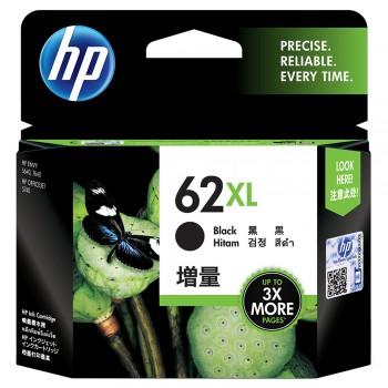HP 62XL Black Ink Cartridge (C2P05AA)