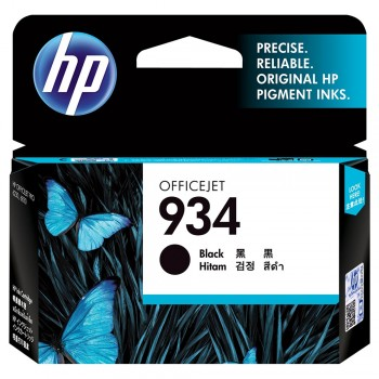 HP 934 Black Ink Cartridge (C2P19AA)